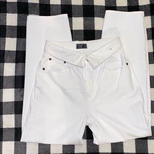 White highways jeans